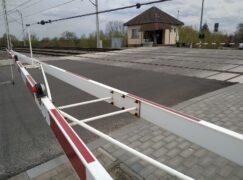 Przystanek kolejowy przy Lutomierskiej później