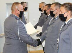 Święto Policji w Pabianicach. Kilkadziesiąt awansów
