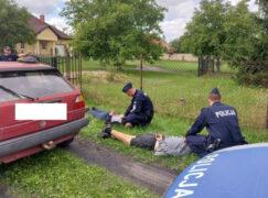 Ukradli auto. Złapali ich dzielnicowi