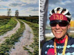 Nasza Sylwia druga w maratonie kolarskim Wschód 2021!