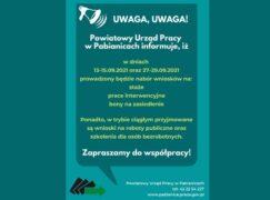 Sprawdź nabory Powiatowego Urzędu Pracy w Pabianicach
